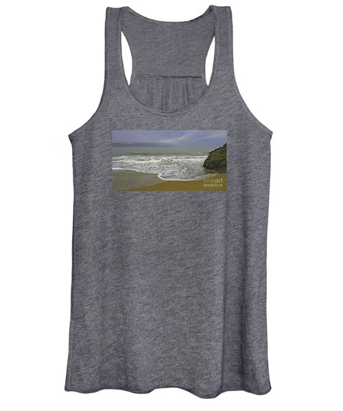 Rock And Sand Women's Tank Top