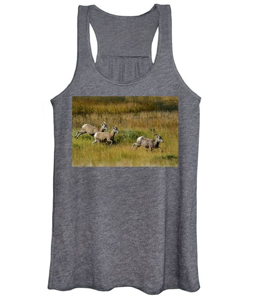 Rocky Mountain Goats 7410 Women's Tank Top