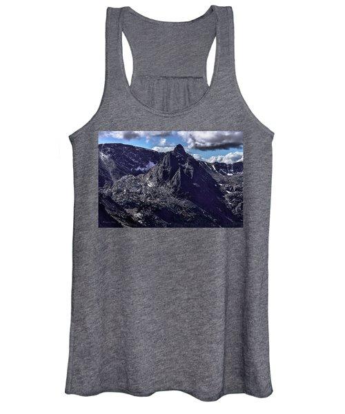 Rocky Mountain National Park Colorado Women's Tank Top