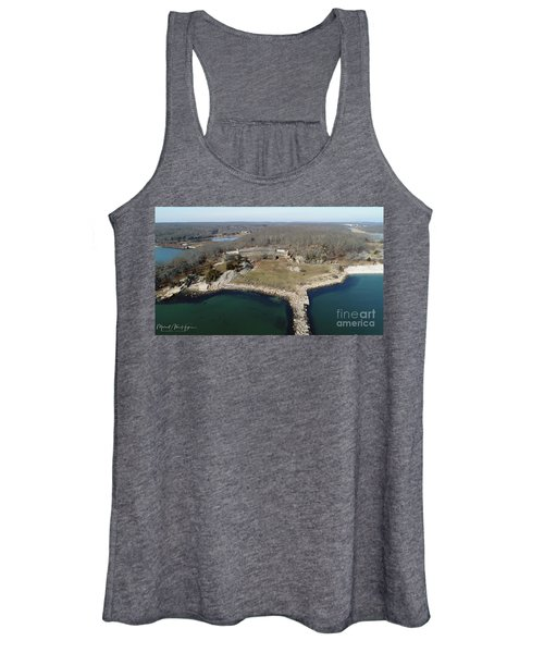 Rocky Neck Paviliion Women's Tank Top