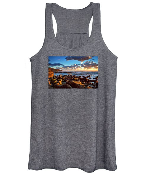Rocky Surf Conditions Women's Tank Top