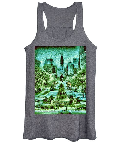 Rocky's View Women's Tank Top