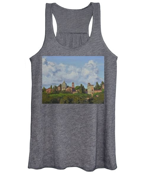 Rome Afternoon Women's Tank Top