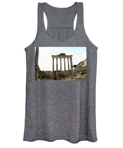 Rome The Eternal City Women's Tank Top