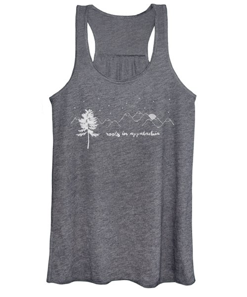 Roots In Appalachia Women's Tank Top