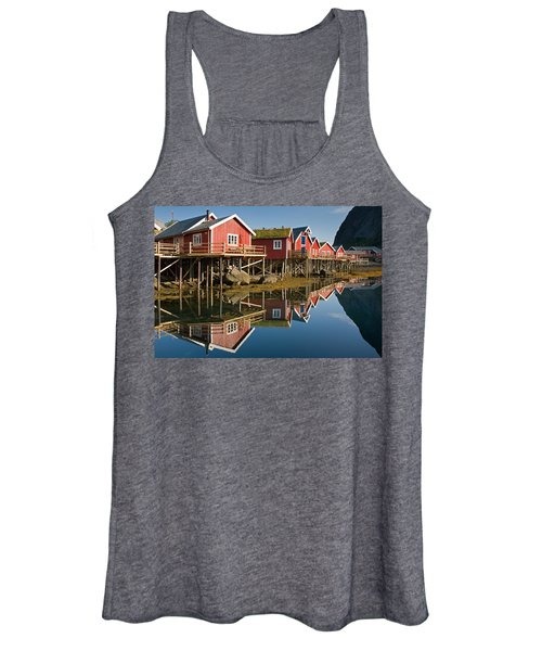Rorbus With Reflections Women's Tank Top