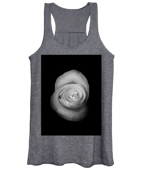 Rose From The Shadows Women's Tank Top