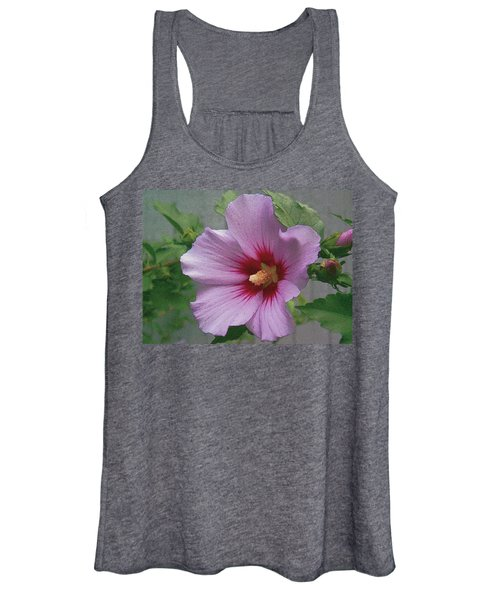 Rose Of Sharon Women's Tank Top