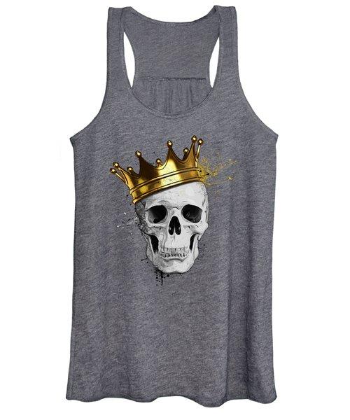 Royal Skull Women's Tank Top