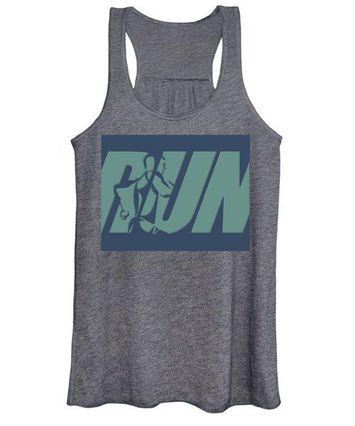 Run 1 Women's Tank Top
