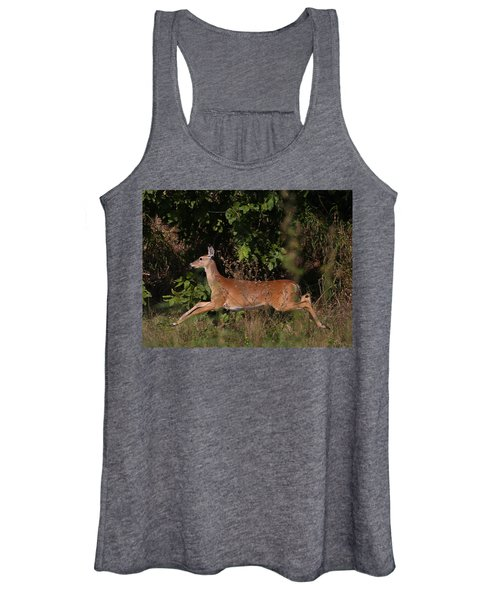 Running Deer Women's Tank Top