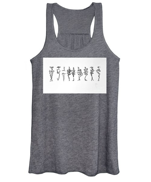 Runway Ladies Women's Tank Top