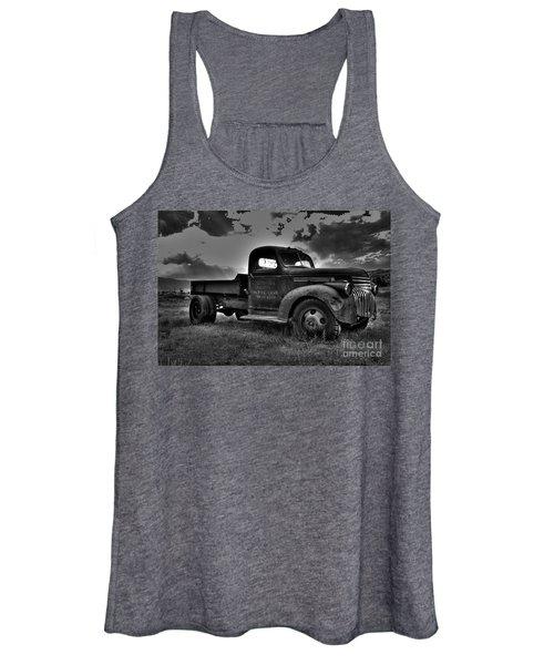 Rust In Peace Women's Tank Top