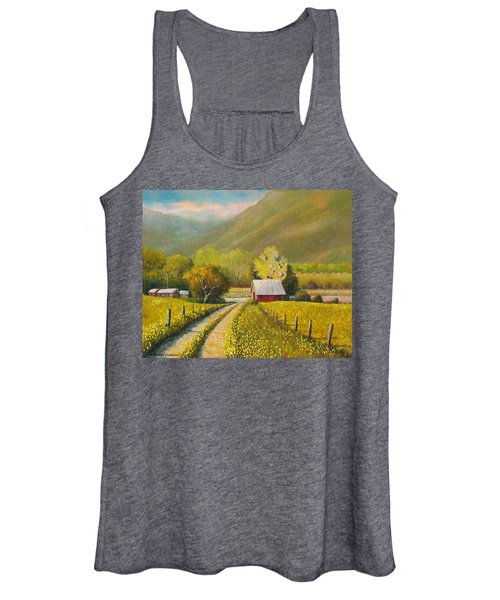 Rustic Road Women's Tank Top