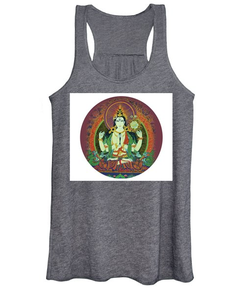 Sada Shiva  Women's Tank Top