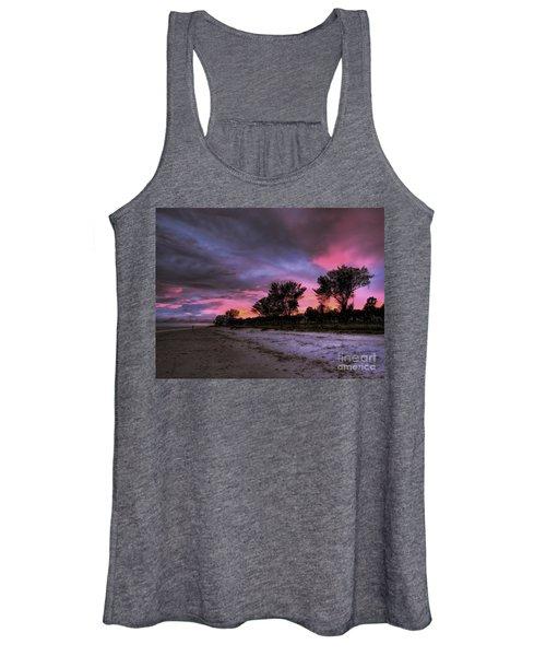 Sanibel Island Twilight Women's Tank Top