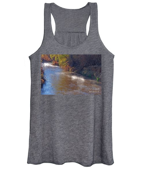 Santa Cruz River - Arizona Women's Tank Top