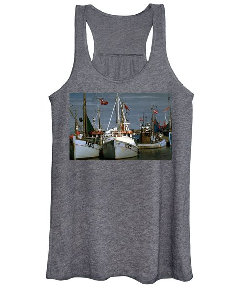 Scandinavian Fisher Boats Women's Tank Top