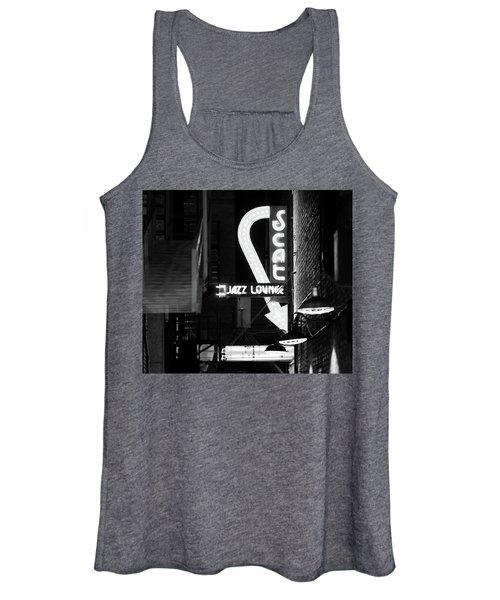 Scat Jazz Bw 11217 Women's Tank Top