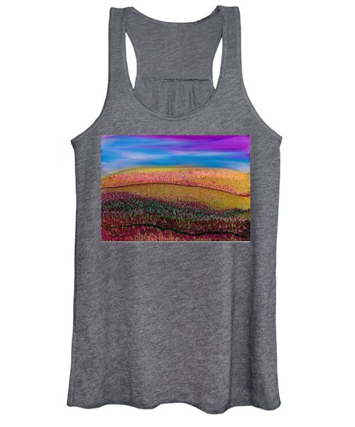 Scattered Stigma Women's Tank Top