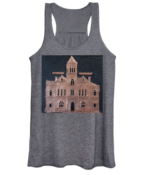 Schley County, Georgia Courthouse Women's Tank Top