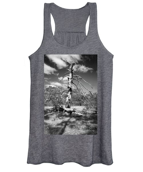 Sculpted By Time Women's Tank Top