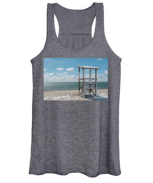 Sea Gull Beach #2 Women's Tank Top