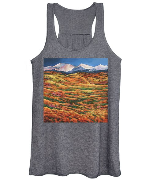 Sea Of Tranquility Women's Tank Top