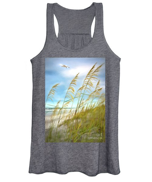 Seaoats Fantasy Women's Tank Top