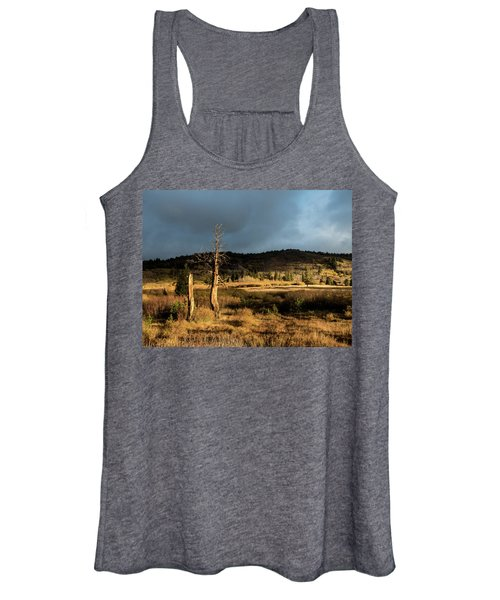 Season Of The Witch Women's Tank Top