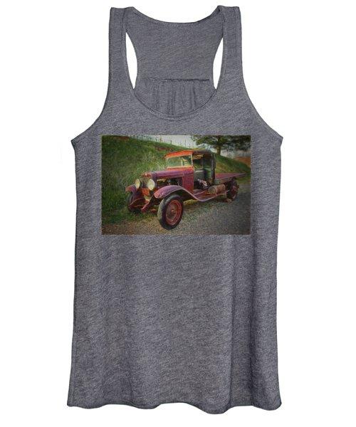 Seasoned Ol' Truck Women's Tank Top