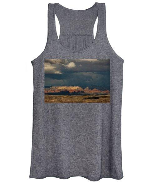 Secret Mountain Wilderness Storm Women's Tank Top