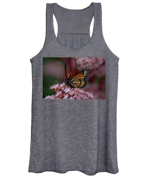 Sedum Butterfly Women's Tank Top