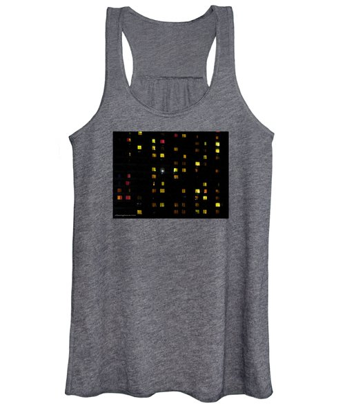 Seen And Unseen Women's Tank Top