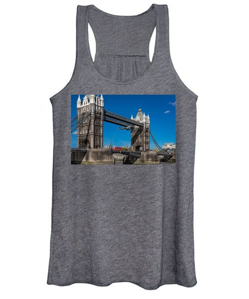 Seven Seconds - The Tower Bridge Hawker Hunter Incident  Women's Tank Top