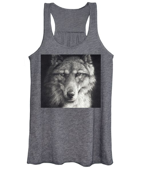 Shadow Falling Women's Tank Top