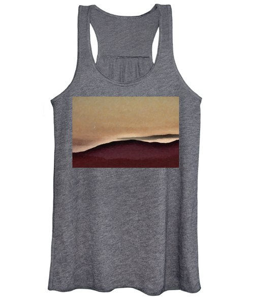 Shadows And Light Women's Tank Top