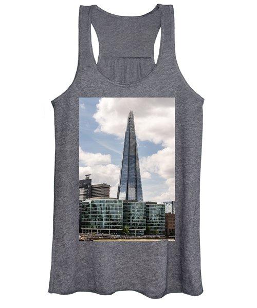 Shard Building In London Women's Tank Top
