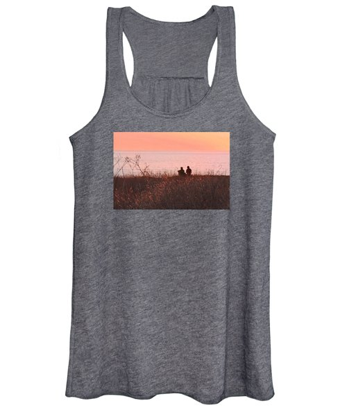 Sharing Tranquility Women's Tank Top
