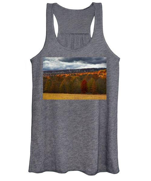 Shawangunk Mountains Hudson Valley Ny Women's Tank Top