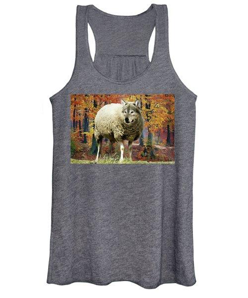 Sheep's Clothing Women's Tank Top