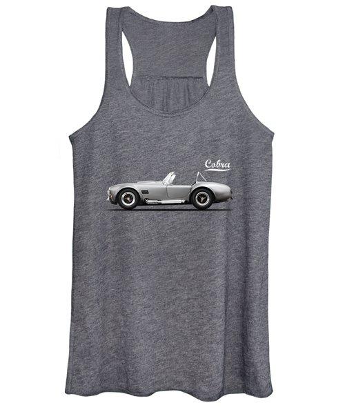 Shelby Cobra 427 Sc 1965 Women's Tank Top