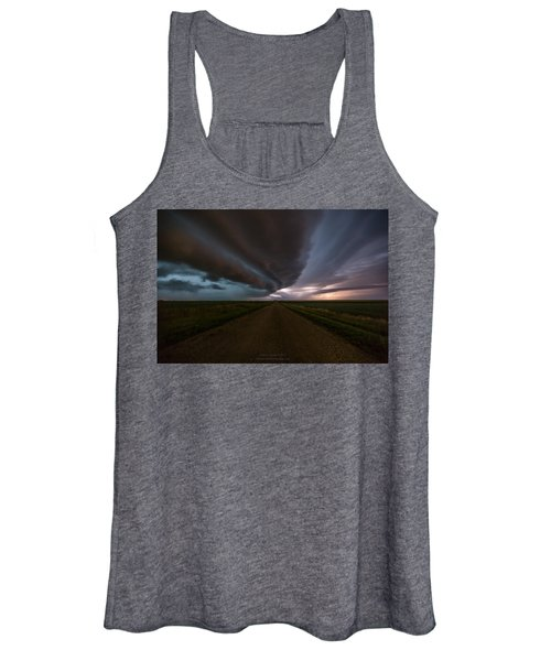 sHELf cLoud Women's Tank Top