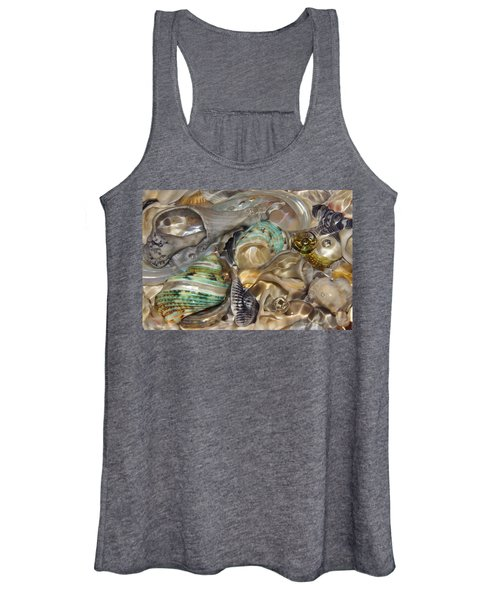 Shell Fluidity Women's Tank Top