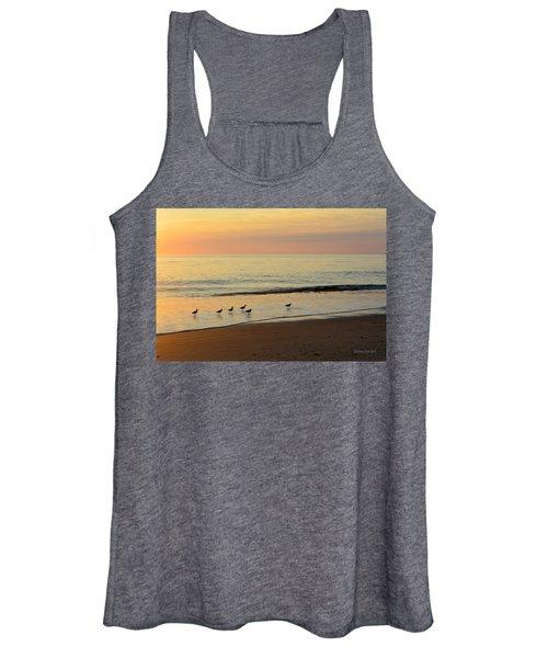 Shorebirds 9/4/17 Women's Tank Top
