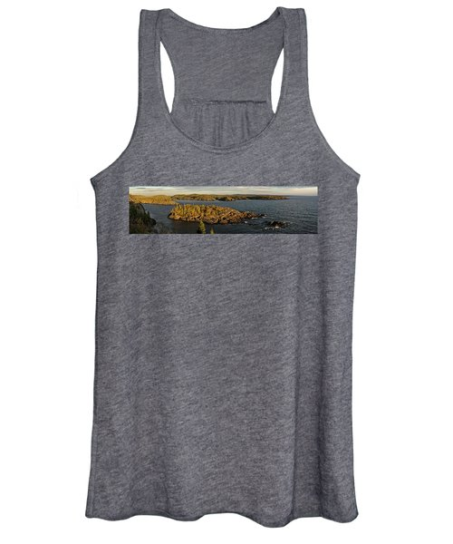 Shores Of Pukaskwa Women's Tank Top
