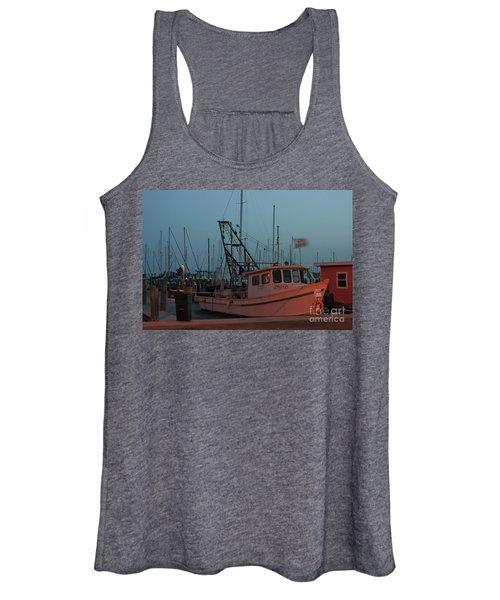 Shrimp Boat Women's Tank Top