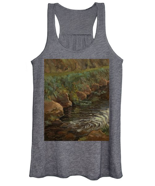 Sidie Hollow Women's Tank Top
