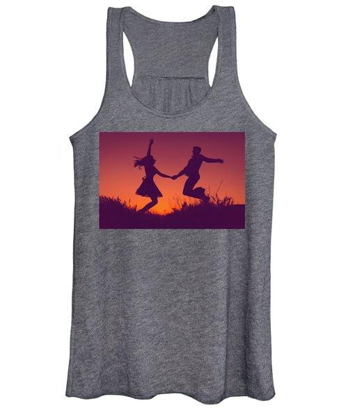 Sierra Sunset Women's Tank Top
