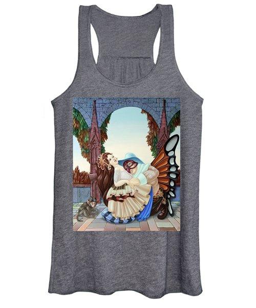 Sigmund Freud  Women's Tank Top